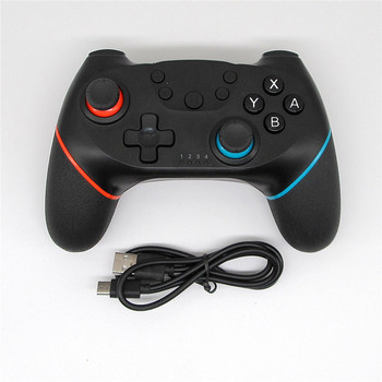 Bluetooth Wireless Controller Gamepad For Nintend NS Switch Pro Joypad Remote Controller Joystick For Switch Game Console