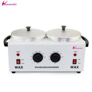 Depilatory Wax Machine Double Paraffine Warmer Wax Heater SPA Hand and Feet Epilator  Hair Removal Tool