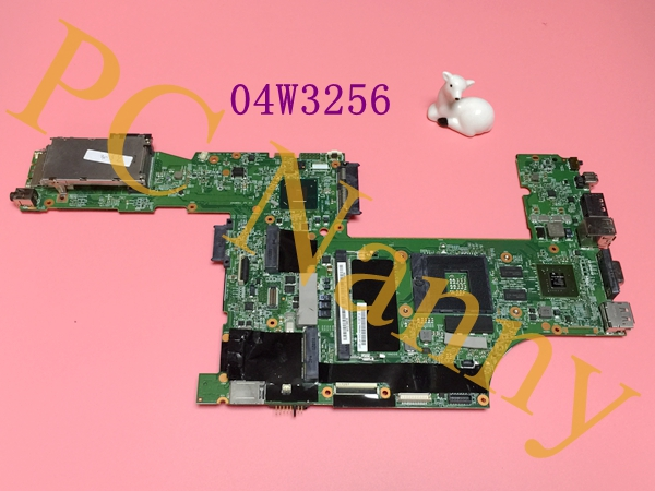 FOR LENOVO T520 T520i 15.6 NVIDIA LAPTOP INTEL MOTHERBOARD SYSTEMBOARD 04W3256