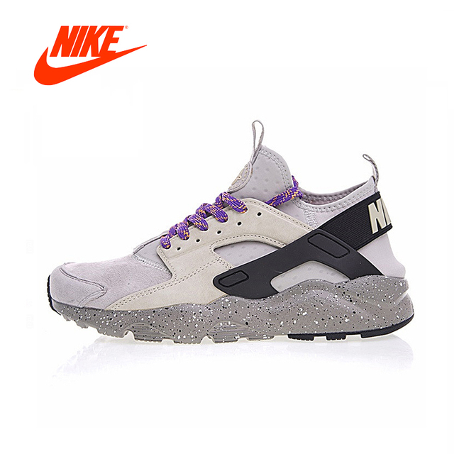 Original New Arrival Authentic Nike AIR Huarache Wallace Four Generations  of Men's Running Shoes Comfortable sneakers