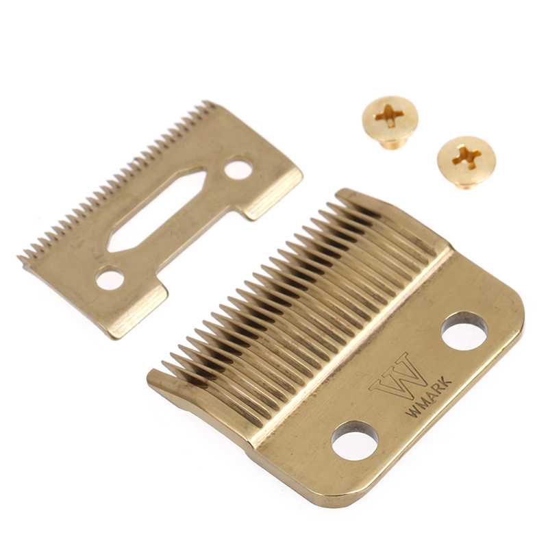 ÔClearance SaleMovable-Blade Clipper-Accessories Hair-Clipper Professional Golden Steel for Choice High-Carton