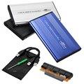 Универсальный USB 2.0 Стандарт 2.5 ''44 pin IDE HD Жесткий Диск HDD Внешний Корпус Box Pro для Mac OS Ноутбук Ноутбук PC