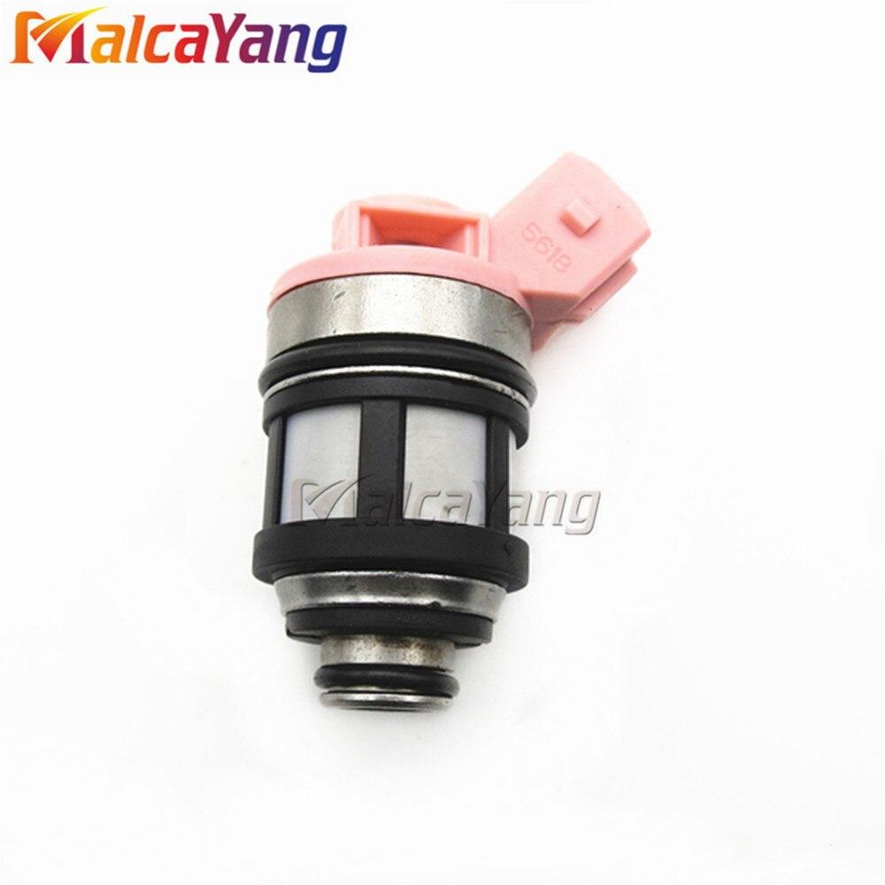 Automotive replacement 6pcs engine fuel injector for nissan pathfinder pickup quest 3 0 2 4l v6 16600 88g10 js20 1 16600 88g00