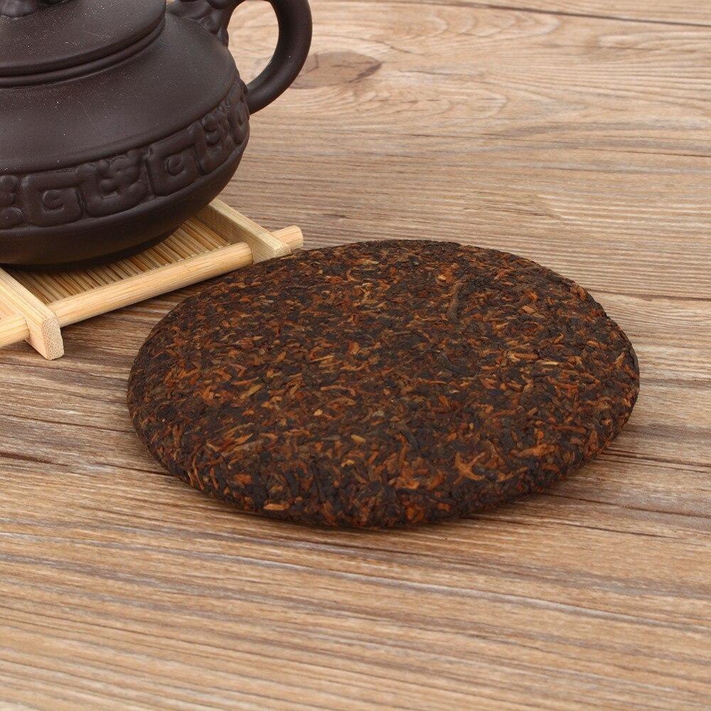 Puer Tea Chinese Food puer tea China pu er 110g weight loss pu'er tea cake Health Care Green Food Detoxification Y28