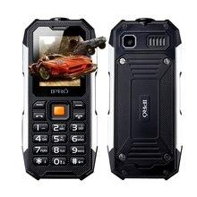Оригинальный ipro Акула IP67 Водонепроницаемый пыле противоударный Прочный сотовый телефон разблокирован dual sim gsm 2500 мАч bluetooth мобильного телефона