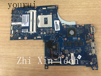 yourui 773370-501 773370-001 For HP Envy 17-J 17-J01 Laptop Motherboard HM87 PGA947 GT840M 2GB GPU