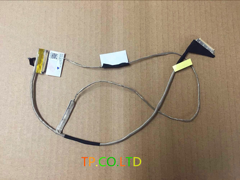 New FOR Acer Aspire E5-511 E5-571 V3-572 V5-572 Touch Screen Lcd Cable DC02001YB10 new 15 6 for acer aspire v5 571 v5 571p v5 571pg v5 531p touch screen digitizer glass replacement frame