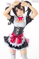 17cm Japanese Anime Figure Love Live Nico Yazawa Figure Maid Cosplay Action Figure Collectible Model Toys