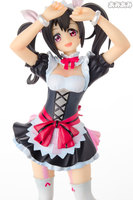 17cm Japanese anime figure Love live!Nico Yazawa figure Maid cosplay action figure collectible model toys for boys