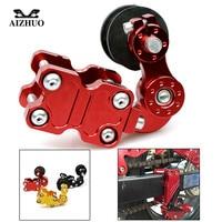 Motorcycle Adjustable Chain Tensioner Roller for HONDA CB599 CBR600 CBR900 CBR919 CBR650F CBR 600 F2 F3 F4 F4i CBR900RR VTX1300