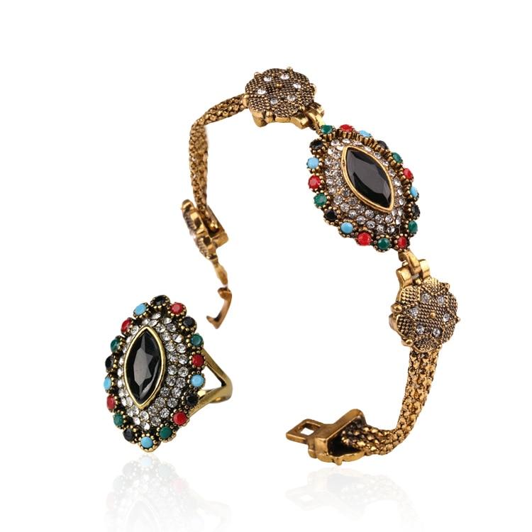 Austria Crystal Jewelry Set...