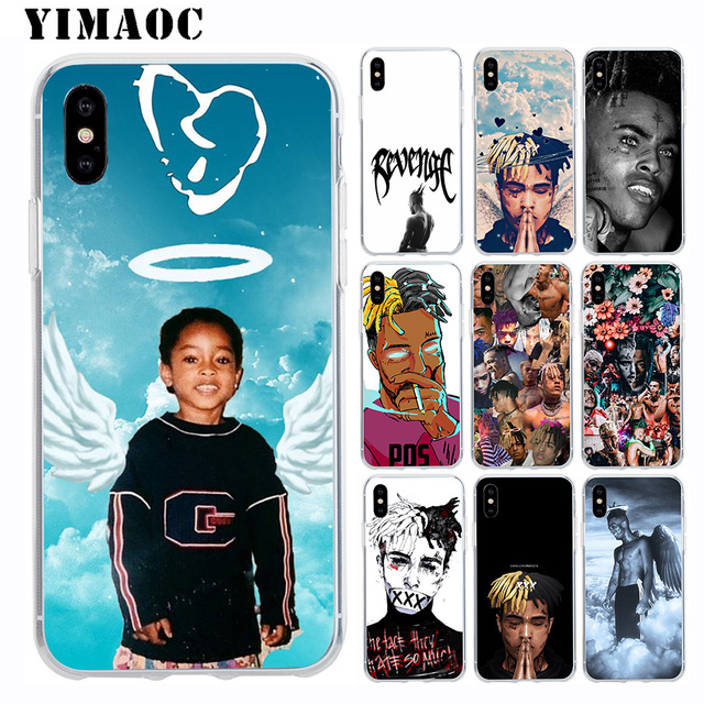brand new 015b8 80b9d US $1.99 20% OFF|Xxxtentacion Design Skin Soft TPU Silicone Case for Apple  Iphone Xr Xs Max X 10 8 Plus 7 6S 6 Plus SE 5S 5 7Plus 8Plus-in Fitted ...