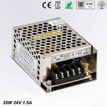 цена на Small Volume Single Output mini size Switching power supply MS-35-15 35W1 5V 2.3A ac dc converter