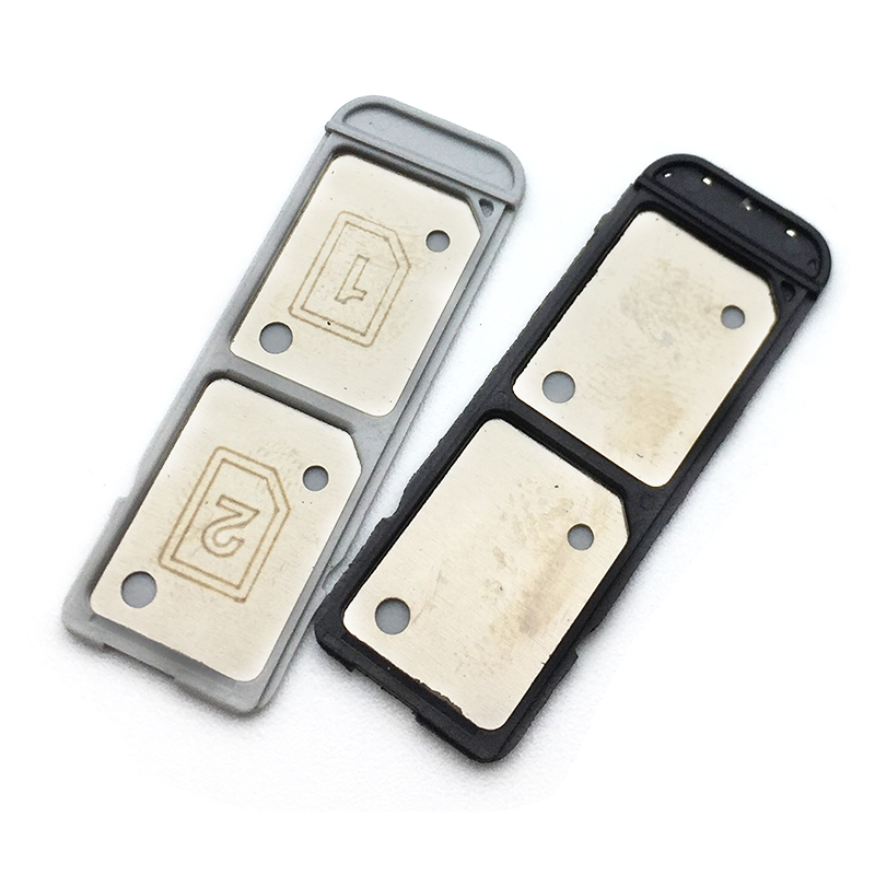 10 Pcs/Lot , Sim Card Tray For Sony Xperia L1 G3311 G3312 G3313 Single / Dual Sim Card Reader Holder Slot Tray