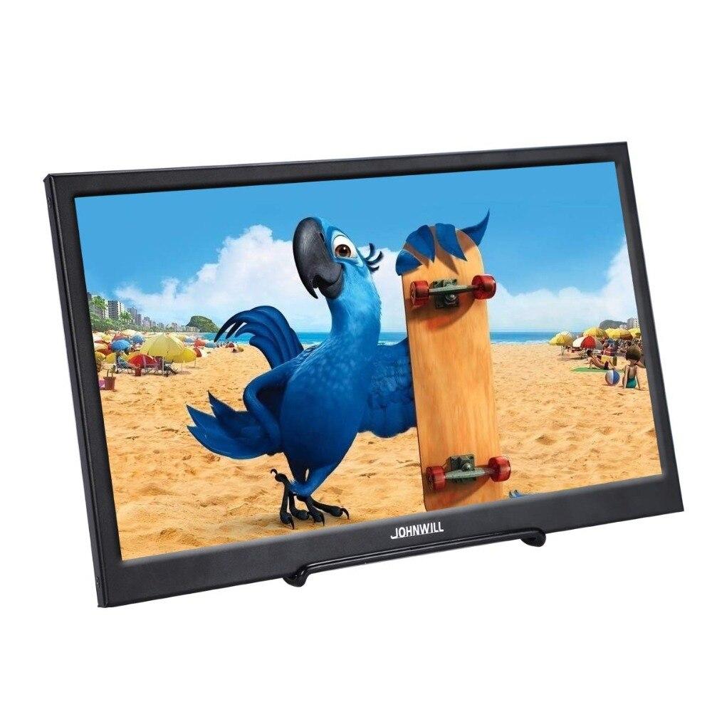 15 6 1920x1080 FULL HD Portable LCD Monitor PC HDMI PS4 x360 1080P IPS Touchscreen LCD