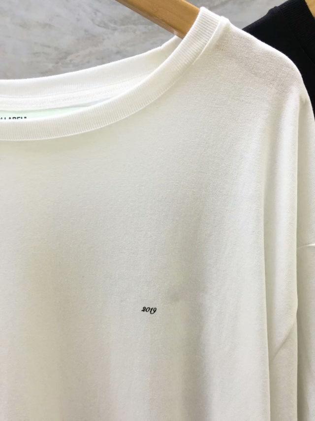 Courtes Imprimé Retour Manches D'été As 2019 Coton as Cool Femmes T Picture Décontracté Nouvelles Rue Dames Hauts Long Picture shirts 3 1 PwFq88