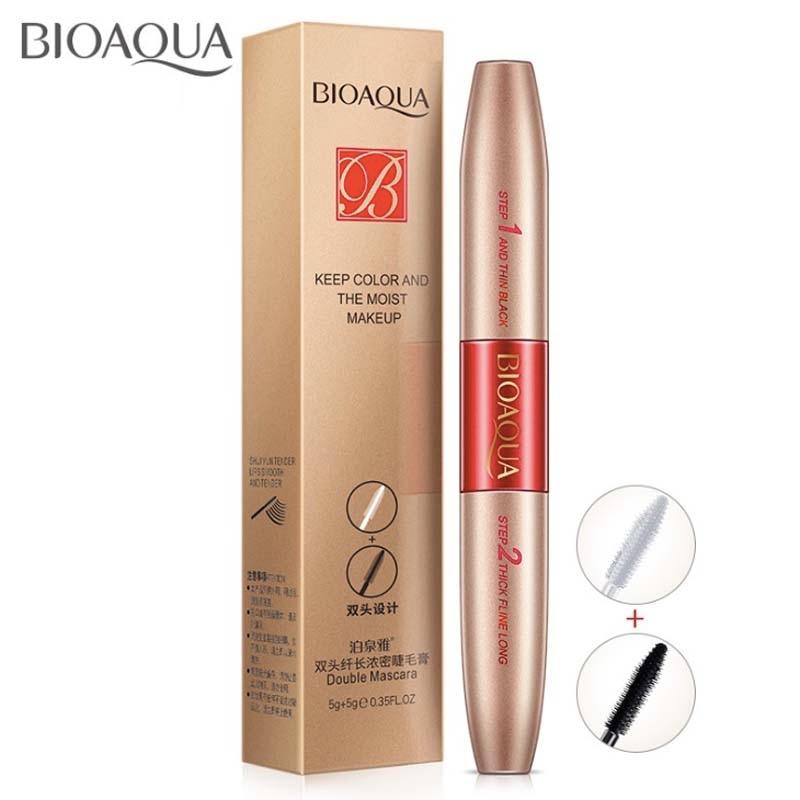 Bioqqua Waterproof Eyelashes Mascara Makeup Eyes Volume