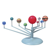 The Solar System Nine planets Planetarium Model Kit Science Astronomy Project Early Education For Children the planets