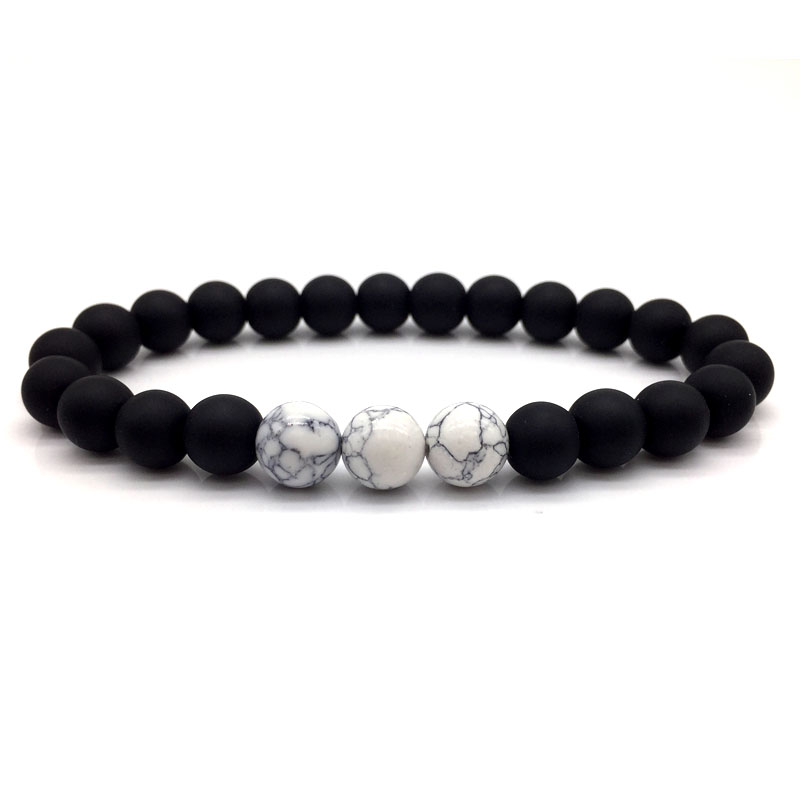 Us 1 57 40 Off Fashion New 2019 Bead Bracelet Men Clic Beads Charm Bracelets Bangles For Accessories Gift In From