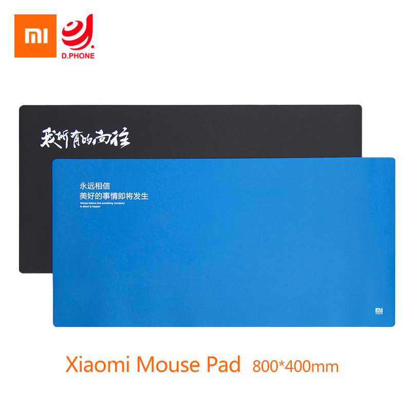 Original <font><b>Xiaomi</b></font> Extra Large Waterproof Gaming Mouse Pad Gamer Computer <font><b>Mousepad</b></font> Rubber Gaming Mouse Mat Anti-skid Soft Pad image