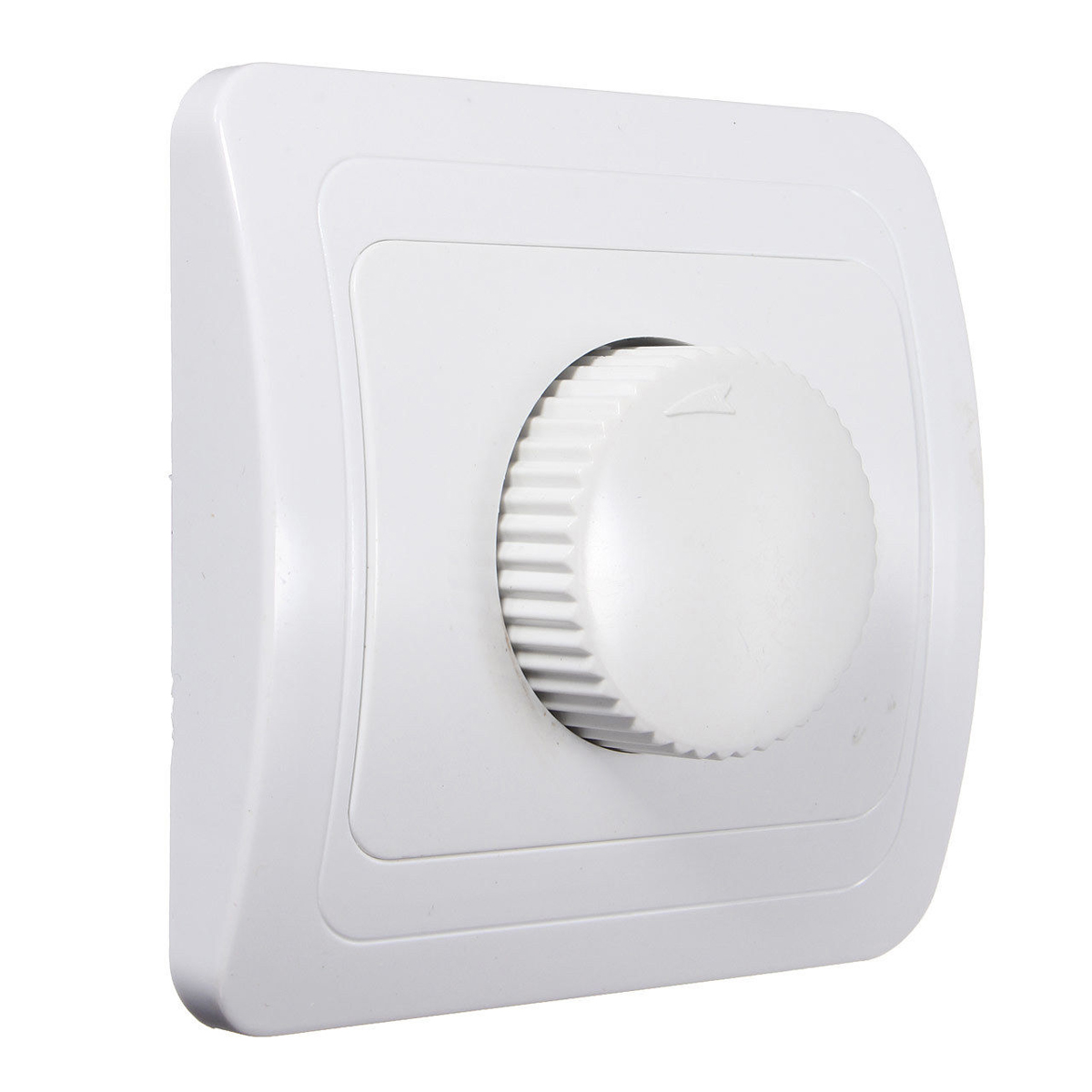 Hot sale110V / 220V Adjustable Controller Dimmer Switch For Dimmable Light Bulb Lamp White