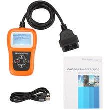 Handheld Mini VAG505 obd2 Diagnostic Tool Car Styling OBD2 Code Reader OBDII Mini VAG505 Super Professional