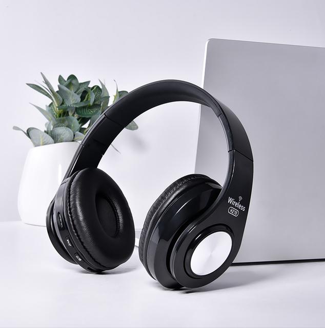 Auriculares Inalámbricos Grandes para Música