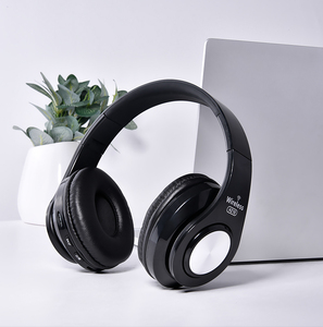 Image 5 - Wireless Headphones Bluetooth Headset Foldable Stereo Headphone Gaming Earphones Support TF Card With Mic For PC All phone Mp3
