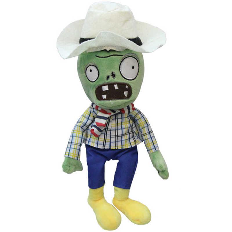 Plants VS Zombies Gargantuar Zombie PVZ Plush Toys Soft