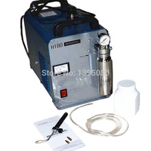 220V High power H180 acrylic flame polishing Electric Grinder / Polisher machine 600W 95L/H