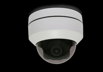 5MP Mini Speed Dome cameras 4x auto zoom PTZ cameras IP67 waterproof IK10 vandalproof 5MP HD security dome cameras POE cameras фото
