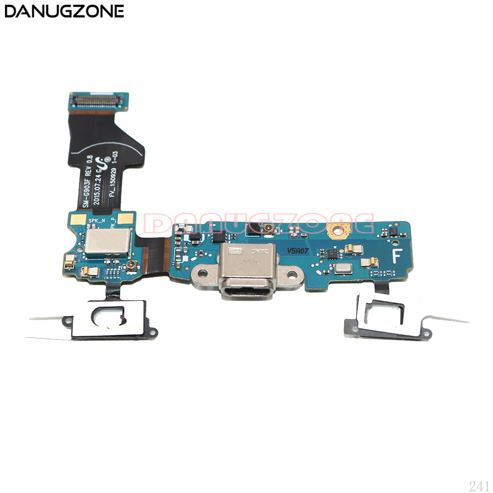 USB Charging Dock Connector Charge Port Socket Jack Plug Flex Cable For Samsung Galaxy S5 Neo G903 G903F SM-G903F