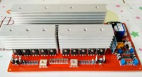 48V 60V 7 5KVA 6KW Foot Power Pure Sine Wave Power Frequency Inverter Circuit Board Mainboard