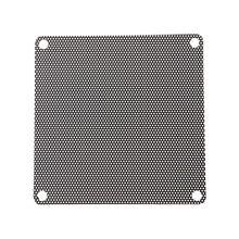 5 шт. ПВХ вентилятор пыль фильтр ПК пылезащитный чехол режущий стол компьютер 80 мм сетка черный