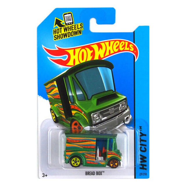 Hot Wheels Bread Box Car Model Toy No 29 Free Shipping In Diecasts