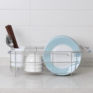Image 2 - ORZ, расширяемая сушилка для посуды, кухонный держатель для хранения, раковина, слив, миска, посуда, сушилка, полка для дома, кухня, организатор утвари