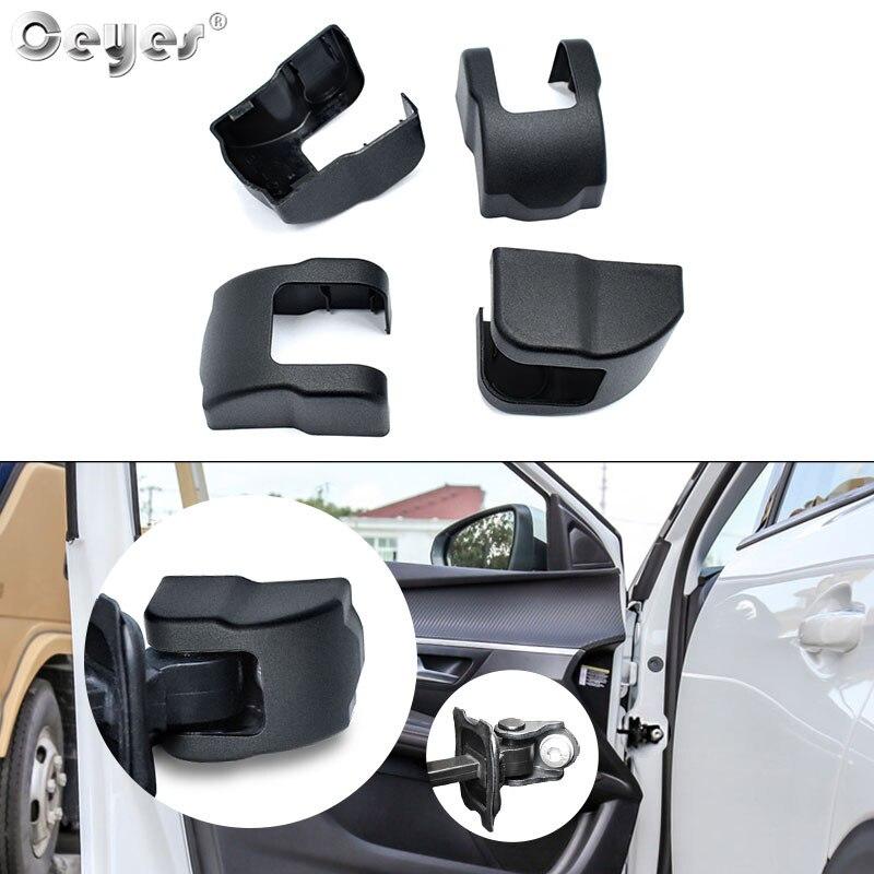 Genereus Ceyes Auto Styling Corrosie Deurslot Stopper Beperken Arm Gespen Covers Voor Peugeot 206 207 208 307 308 406 407 508 2006 3008 Wees Nieuw In Ontwerp