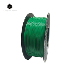 Green 3d printer Pla Filament 1.75mm 1KG