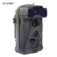LTL ACORN 6310WMG Hunting Camera MMS GPRS Photo Traps Wild GSM Camera Traps 12MP HD 940NM IR Trail Waterproof Scouting Camcorder