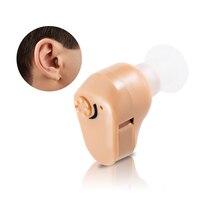 Mini ZhongDe Cyfrowy Tone Volume Douszne Najlepsze Niewidoczne Poprawy Dźwięku Deaf aparat słuchowy Wzmacniacz Słuchu mini urządzenia