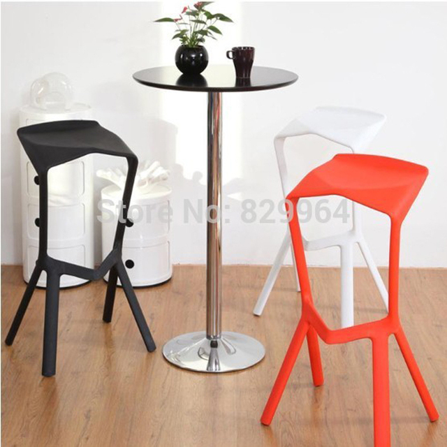 Plank Miura Bar Stool,bar furniture set,bar chairs,4 piece,The shark's mouth chair,bar stool