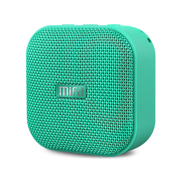 mifa waterproof wireless mini bluetooth speaker with stereo music for outdoors for iphone for samsung phones