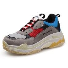 Retro Men Running Shoes New Trend Athletic Unisex Sport