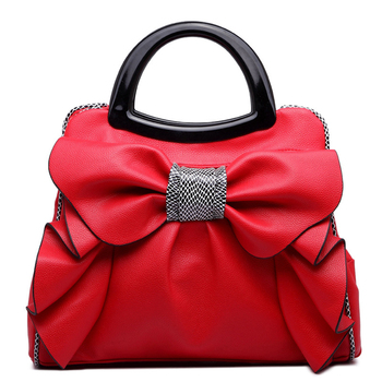 Hot Sale Big totes for women Bags fashion bow-knot women's sweet handbag female Luxury Crossbag Shoulder Bag bolsa feminina