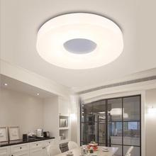 Modern Led Round Ceiling Lamp Acrylic Bedroom Light Concise Balcony Corridor Kids Room Home Lighting