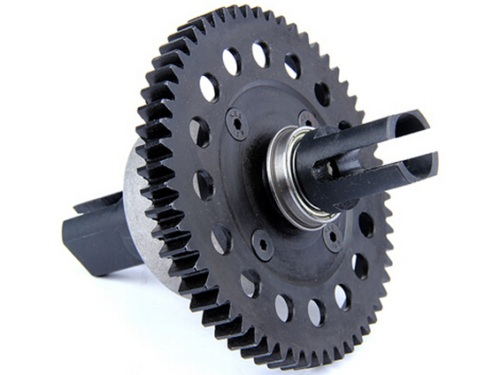 Metal Center complete diff gear set for 1/5 Losi 5ive T rovan LT rc car parts realts fs racing 136044 diff gear set for 1 5