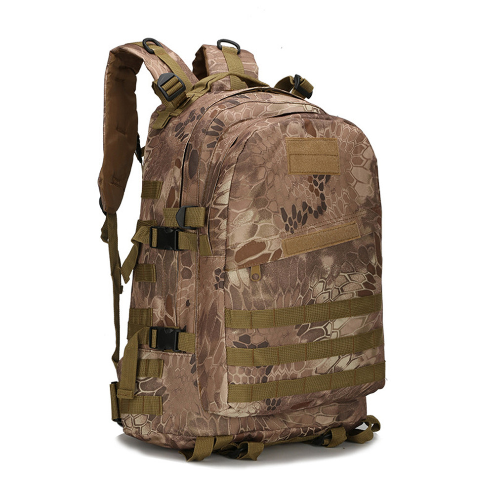 цена на Nunatak Unisex Fishing Bag Waterproof Oxford mountaineering package outdoor 3D sports backpack military fans tactical package