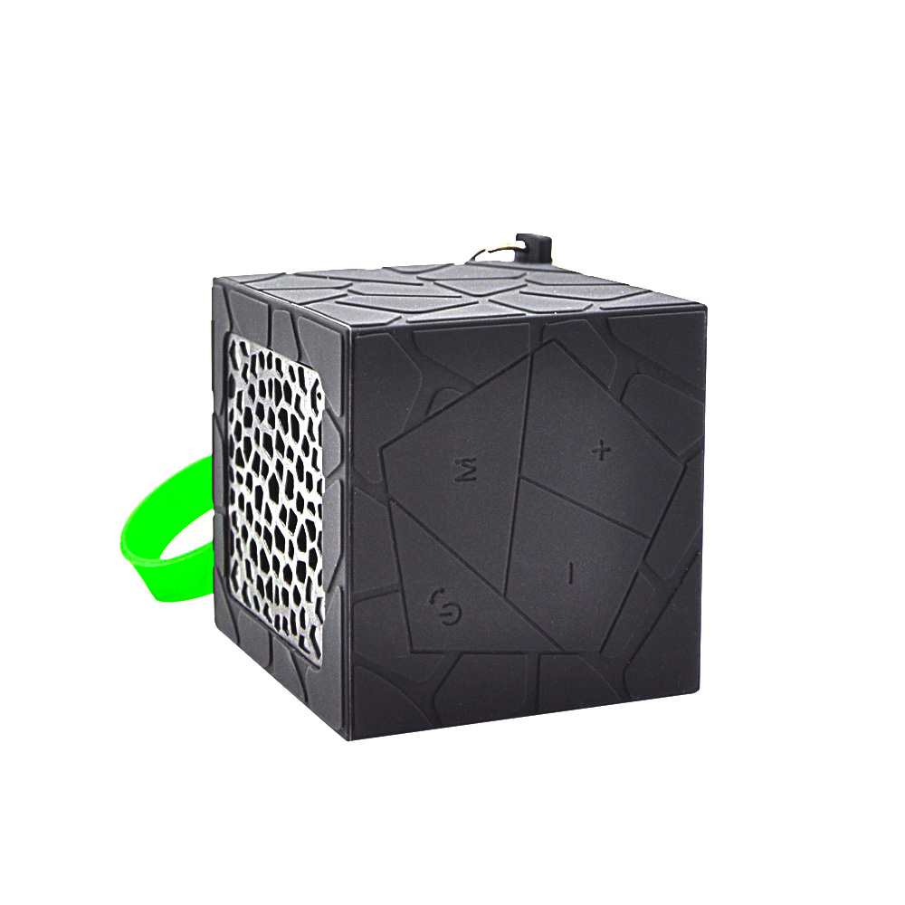 Myvision Portable Bluetooth Speaker Outdoor Wireless Mini Waterproof Speaker Hands-free Call Mic for Phone PC, T9 suppot TF Card