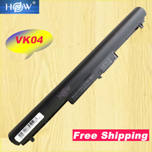 HSW akumulator do laptopa dla HP Pavilion 14 14 t 14z 15 15 t 15z Series 694864 851 695192 001 H4Q45AA HSTNN YB4D VK04 4 komórek