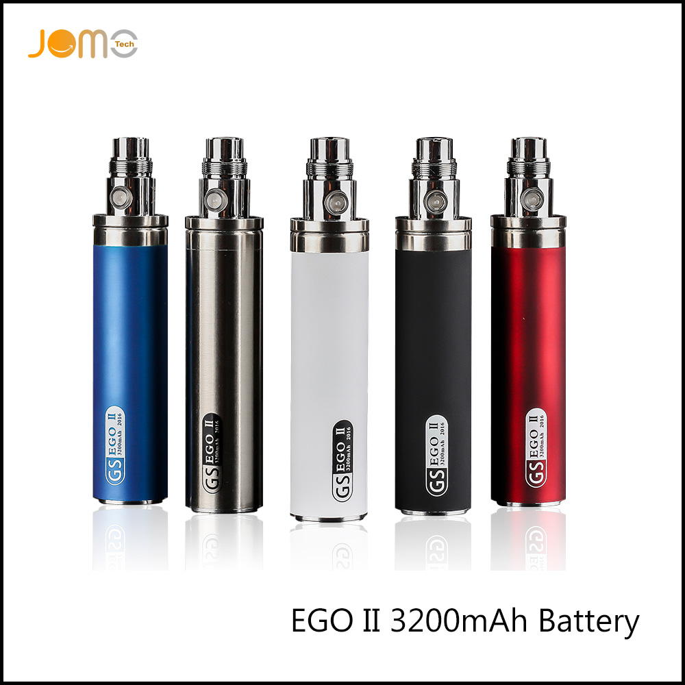 Greensound eGo II 3200mah Battery for E Cig Updated EGO Battery For eGo CE4 MT3 Atomizers